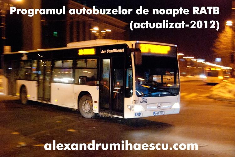program-orar-autobuze-trasee-noapte-ratb