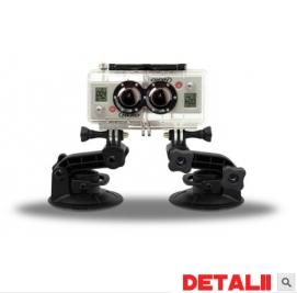 gopro 3d system - carcasa pentru filmare 3d