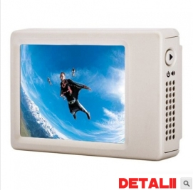 display lcd gopro hd