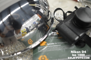 review nikon d4 pret