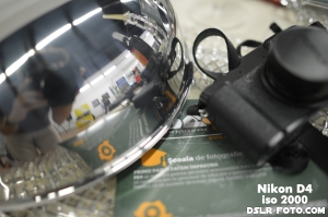 review nikon d4 poze