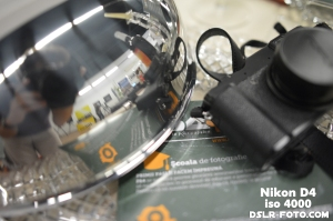 review nikon d4 iso