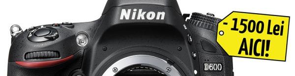 Oferta Nikon D600