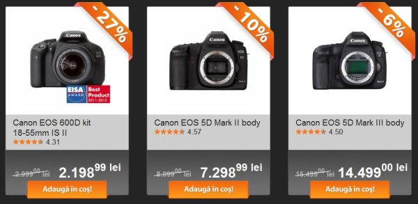 reducere-black-friday-aparat-foto-canon-eos-600d