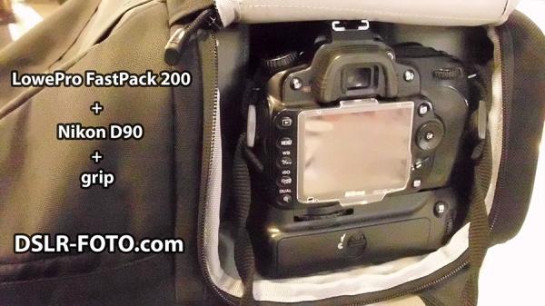 lowepro-fastpack-200-aparat-foto-grip