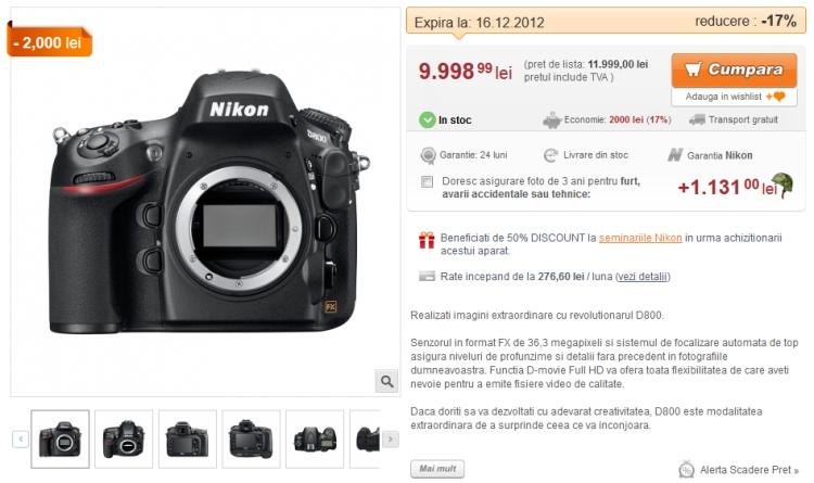 super-oferta-aparat-foto-dslr-nikon-d800