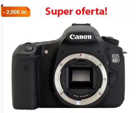 super-oferta-canon-60d-promotie-reducere-pret