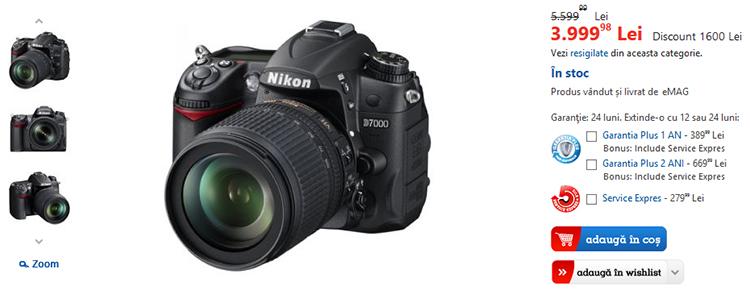 super-oferta-promotie-aparat-foto-dslr-nikon-d7000
