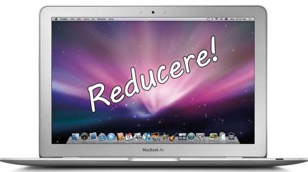 Promotie eMag.ro: MacBook Air si MacBook Pro cu pret redus