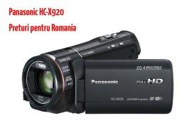 Panasonic HC-X920 pret