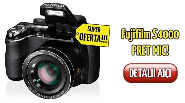 Oferta Fujifilm S4000