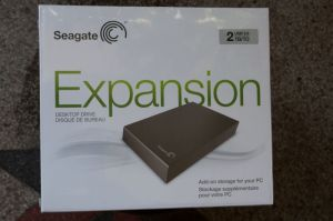 HDD Seagate Expansion 2tb