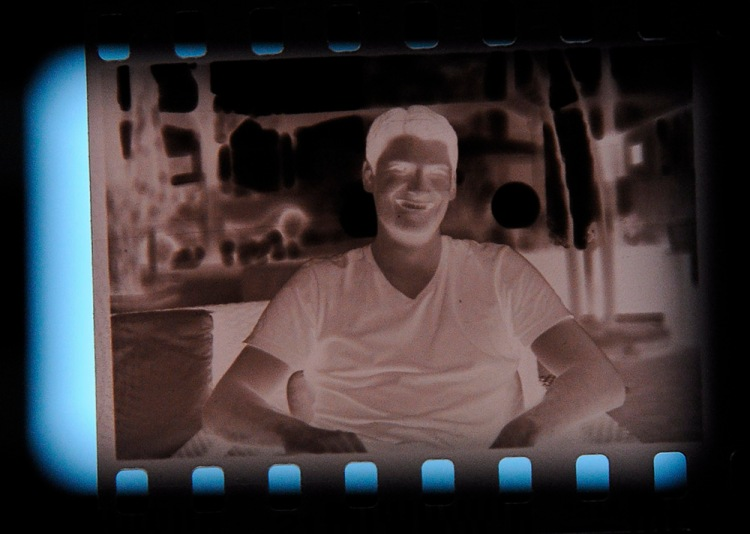 Film foto negativ