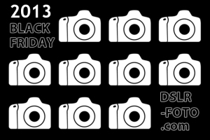 Black friday aparate foto 2013