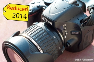 Oferta pret Nikon D5100 in 2014
