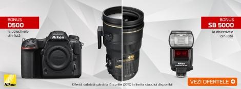 Ofertă de nerefuzat de la Nikon pentru fotografiiprofesioniști